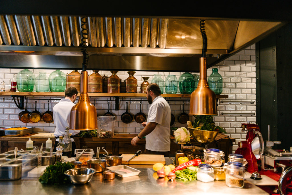 Georgian Food Restaurant