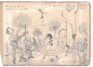 #Art: Vakhtang Beridze – 'From the Chronicles of the Institute'