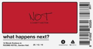 #Art: Not a Charity Auction